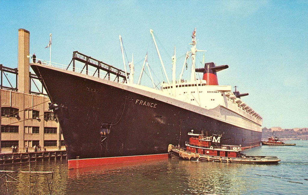 ocean liner france