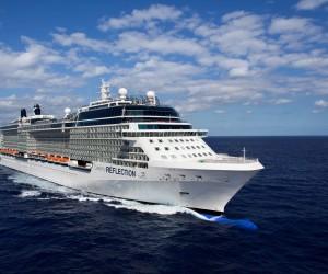 Aerial Celebrity EclipseCelebrity Eclipse - Celebrity Cruises