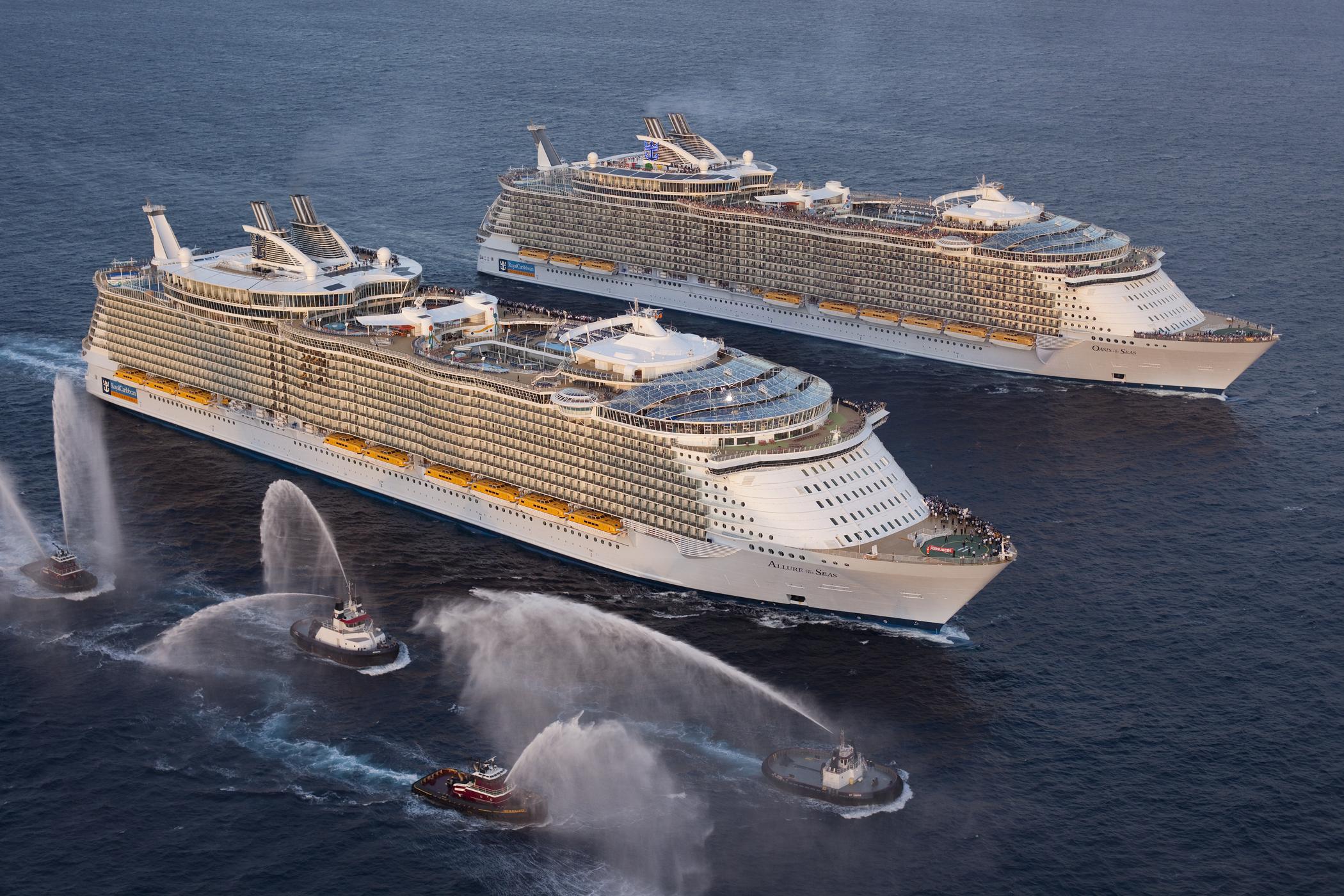 Royal caribbean nominata miglior operatore cruise ai ttg travel awards pazzo per il mare - The allure of the modular home ...