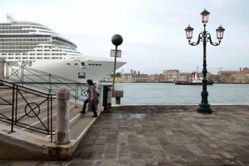 cruise ship venezia