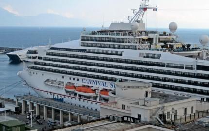 foto carnival sunshine deck