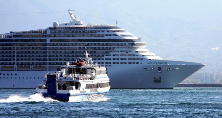 msc splendida napoli cruise