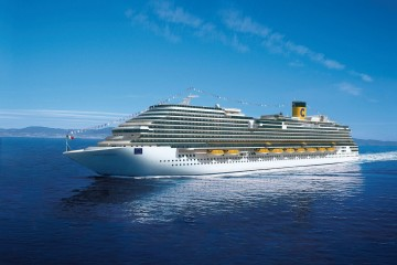 ship costa diadema foto cruise