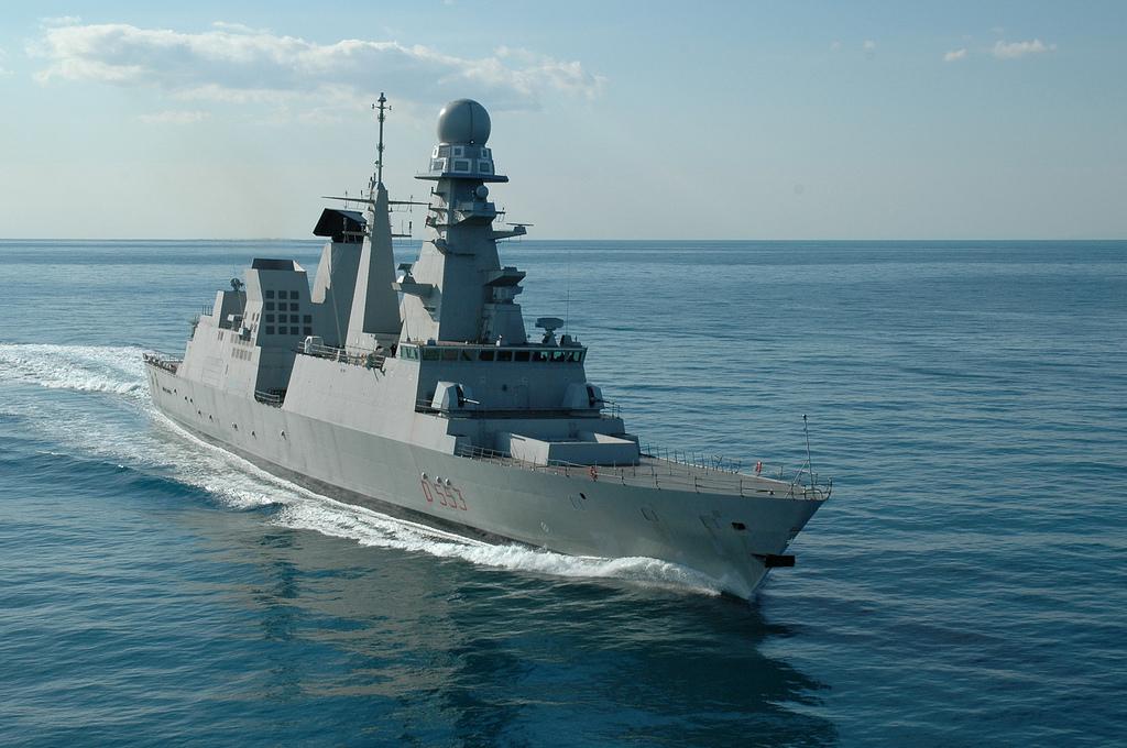 L 39 andrea doria nel mar dei pirati pazzo per il mare for Andrea doria nave da guerra