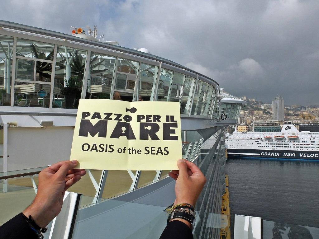 Oasis of the Seas, Napoli (15)