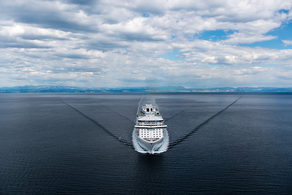 phoro regal princess cruise ship recensione