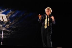 Eugenio Allegri interpreta Novecento
