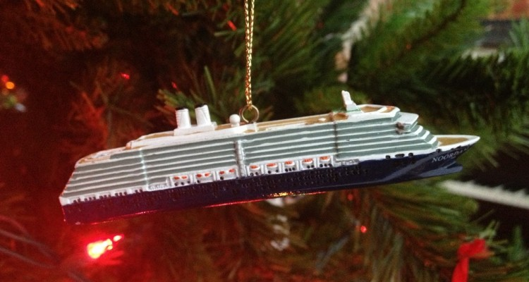 holland america line christmas 2014