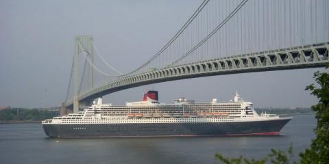 pont verrazzano queen mary 2 50