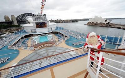princess cruise christmas 2014