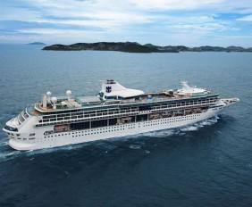 crociera splendour of the seas reportage