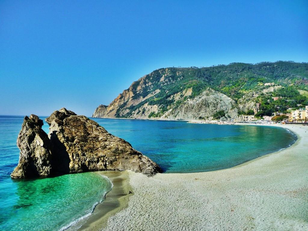 il mare di Monterosso