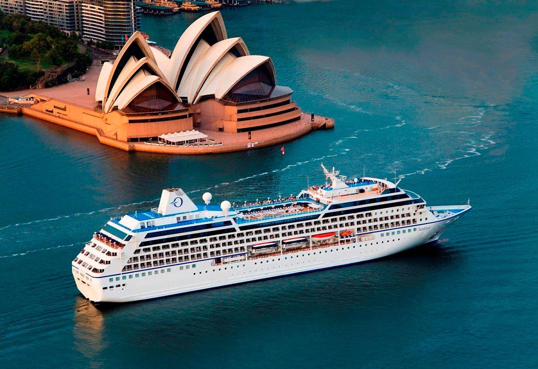 Oceania Cruises presenta Silvia Semeria