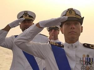 Tenente di Vascello Catia Pellegrino