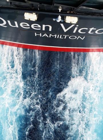 queen victoria cunard recensione