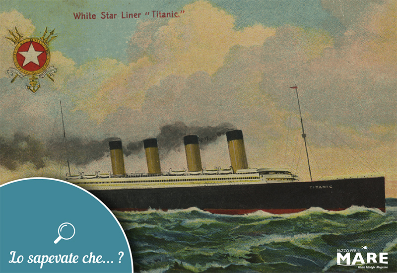 fumaiolo Titanic