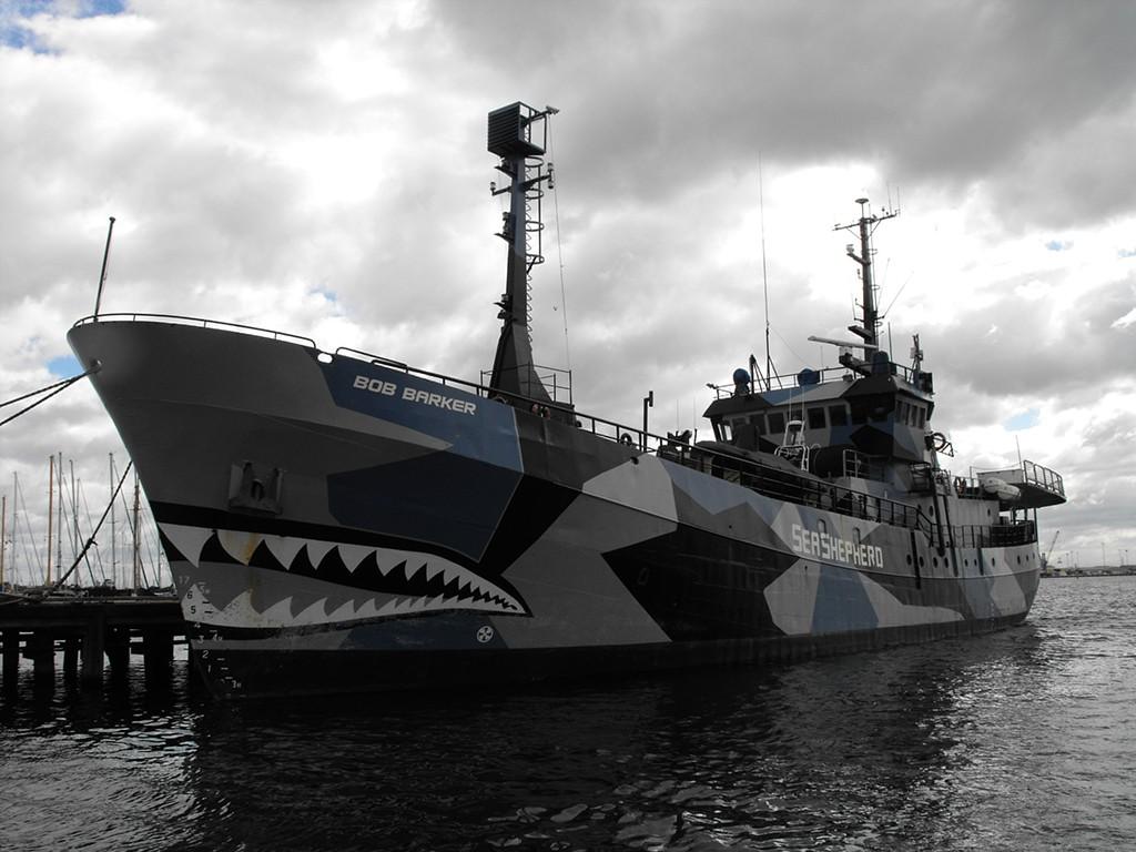 Sea Shepherd Bob Barker