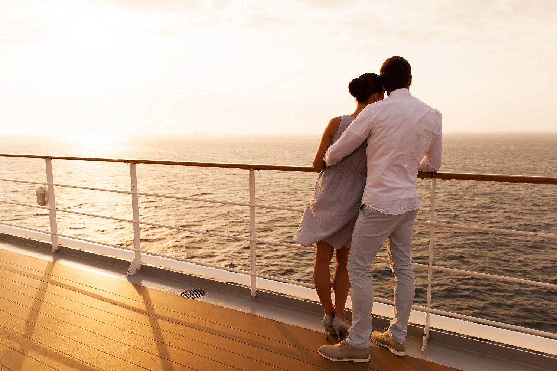San Valentino A Bordo Delle Navi Costa Pazzo Per Il Mare