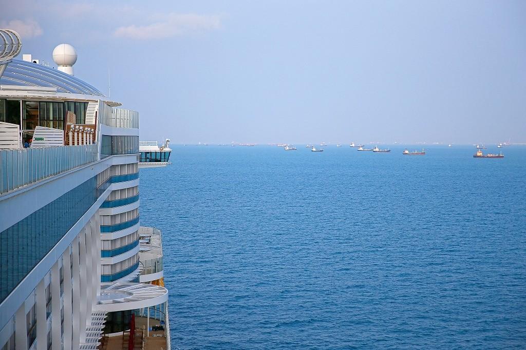 aidaprima cruise ship crociera amburgo sea