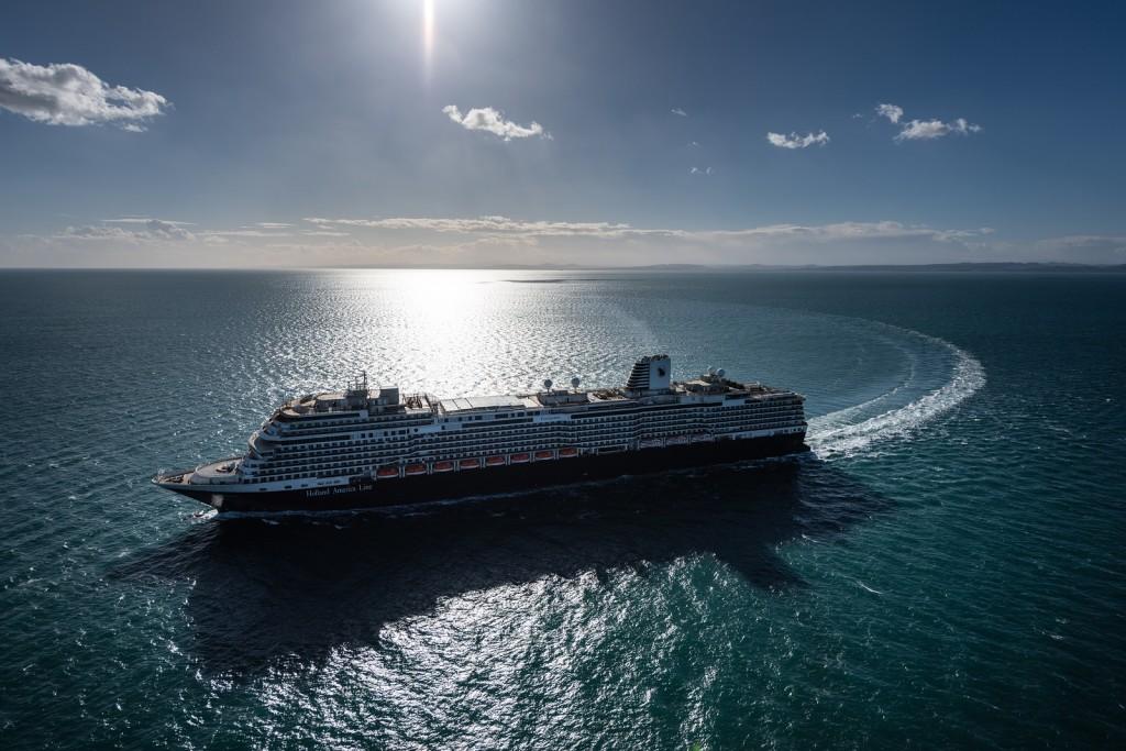 koningsdam cruise ship nave crociere foto