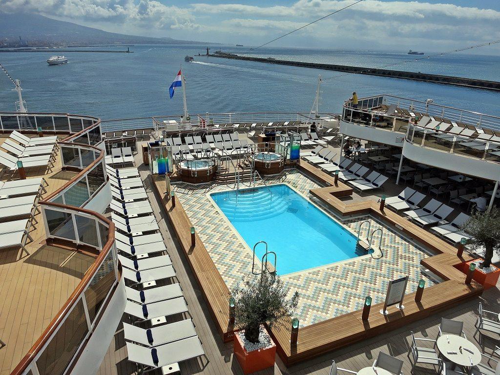 ms koningsdam cruise ship lido