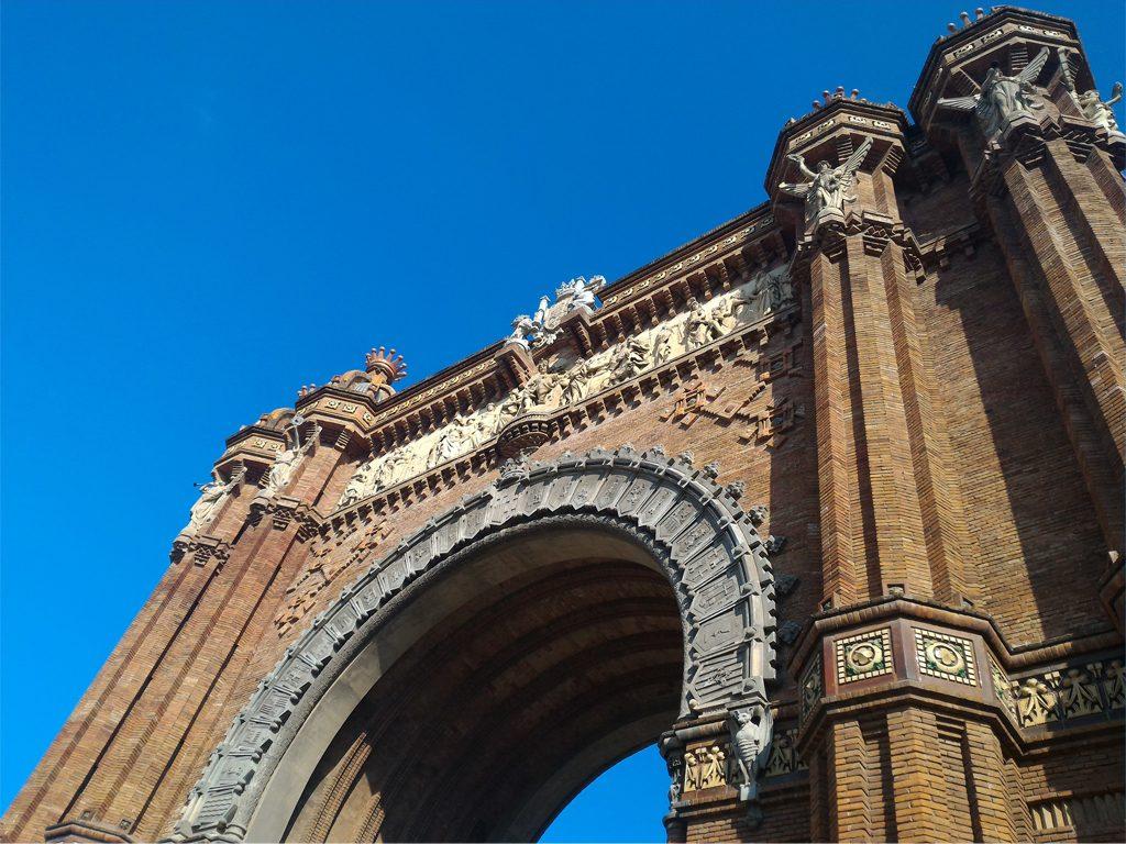 Arco di Trionfo - Barcellona