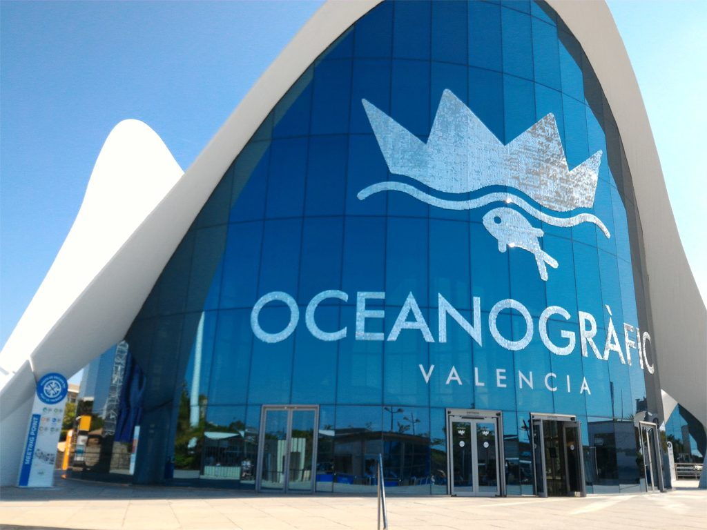 Costa fascinosa reportage gallery ed escursioni pazzo for Oceanografic valencia precio 2016
