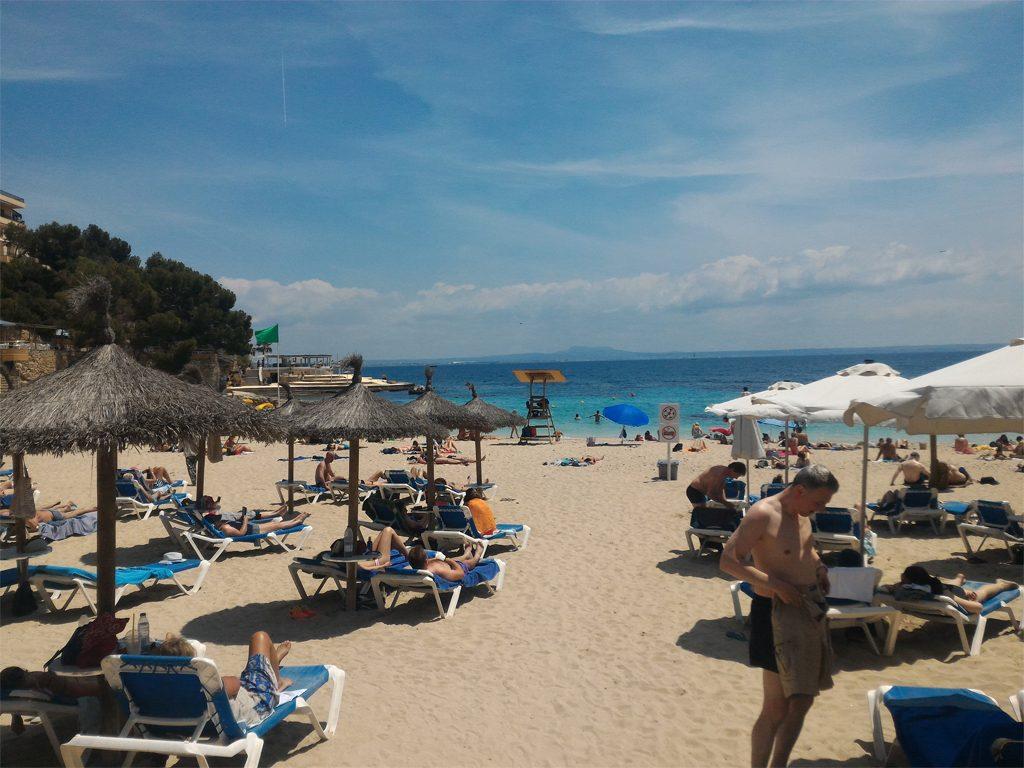 Playa des Illetes