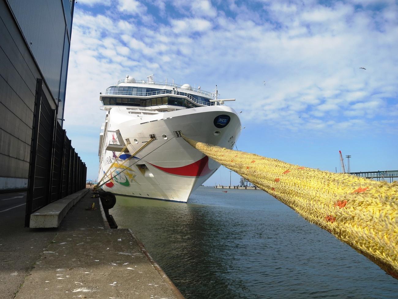 Nuova brochure Norwegian Cruise Line 2016-2017