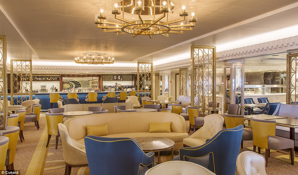 carinthia lounge queen mary 2
