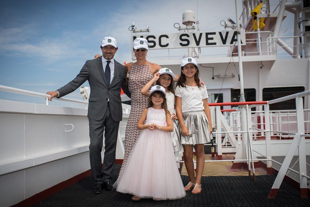 msc sveva ship cargo