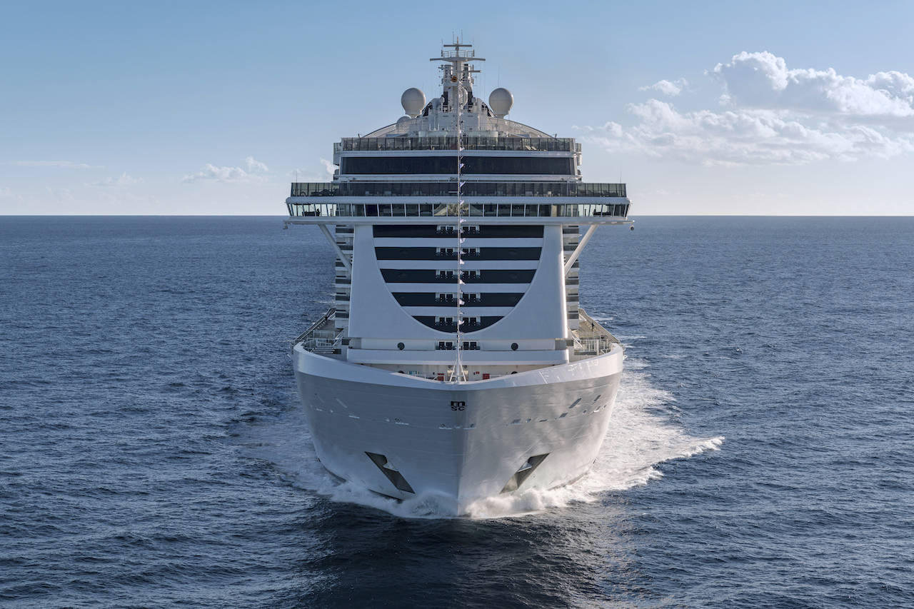 Msc seaside battezzata a miami pazzo per il mare cruise for Msc immagini